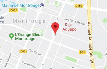 KMPO Montrouge Midi Dojo de l'Aquapole