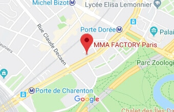 KMPO Paris 12 MMA Factory