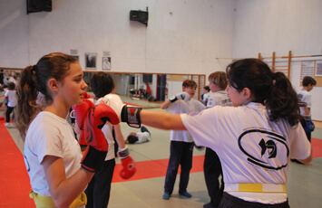 Krav Maga Enfants Paris 16 Enfants