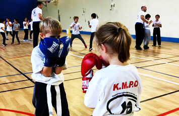 KMPO Krav Maga Montrouge Enfants
